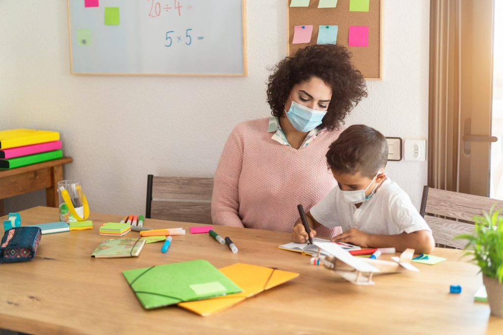 Behavior therapy in a classroom setting