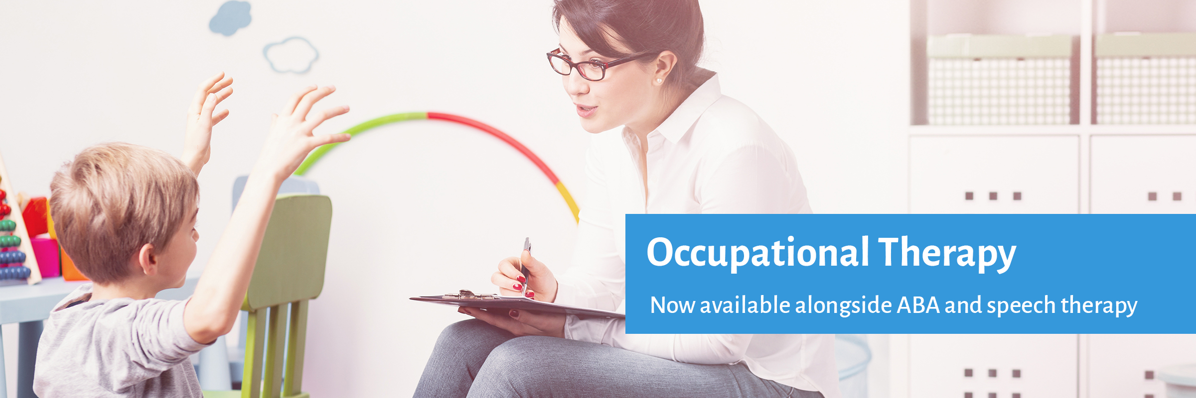 Occupational Therapy now available